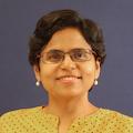 Picture of Sudha Srinivasan.